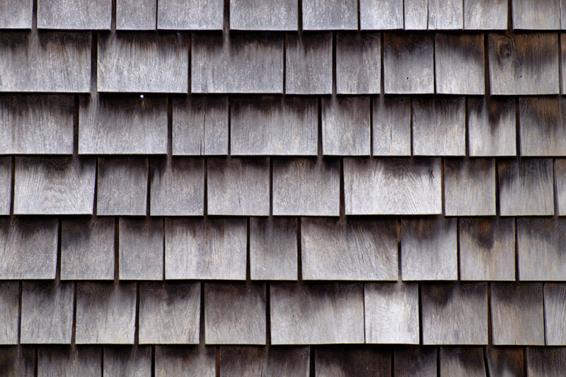 Cedar Roof Shingle Maintenance